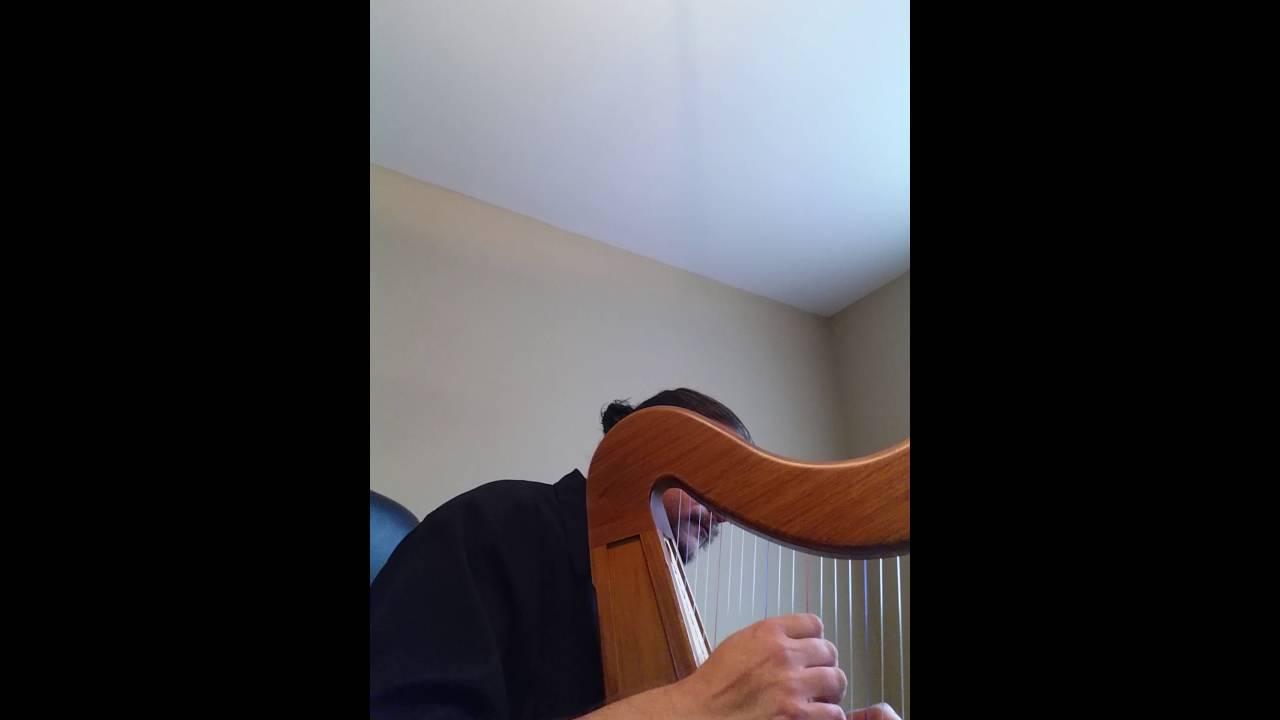 Stoney End Lorraine Harp by Joe Faith