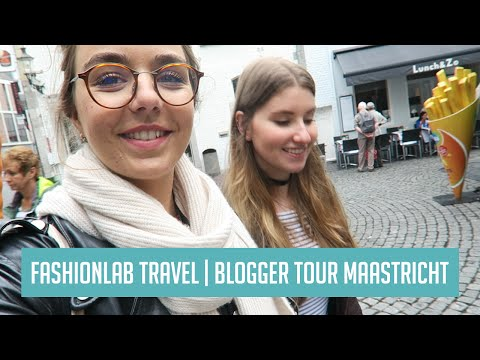 Fashionlab travel  | Blogger tour door Maastricht