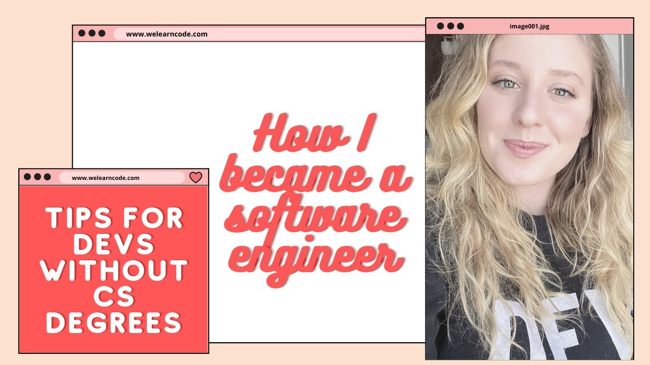 How I Became a Software Engineer   Quitting College Computer Science