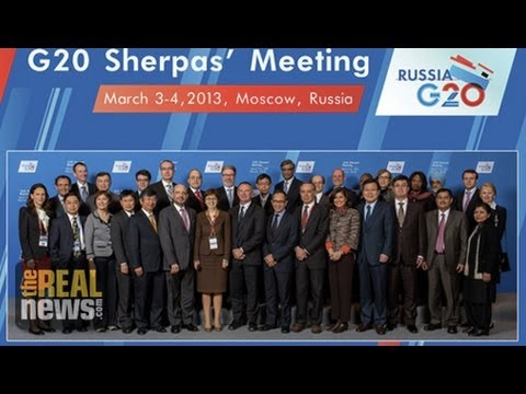 G-20 Offers Weak Proposals To Stop Corporate Tax Dodging