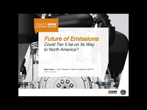 CONEXPO 2017: The Future of Emissions: Could Tier 5 Be On its Way to North America?