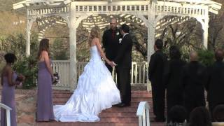 Tucson Wedding Video - Reflections at the Buttes Ceremony and Reception