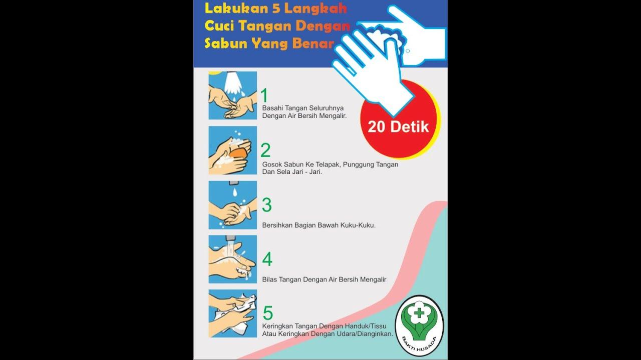 Desain Corel Draw - Membuat Poster Kesehatan (Make Health