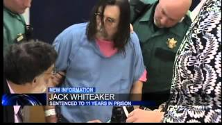 Courtroom outburst caught on tape