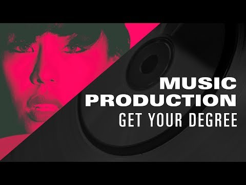 Associate of Science Degree in Music Production
