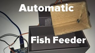 How To Make An Automatic Fish Feeder | Tutorial - Sci Ranch