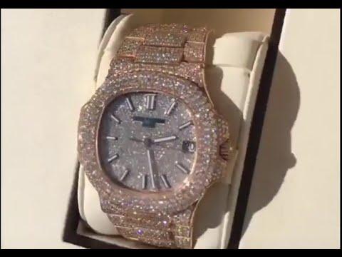 Plies new Patek Philippe Watch Worth $200,000!