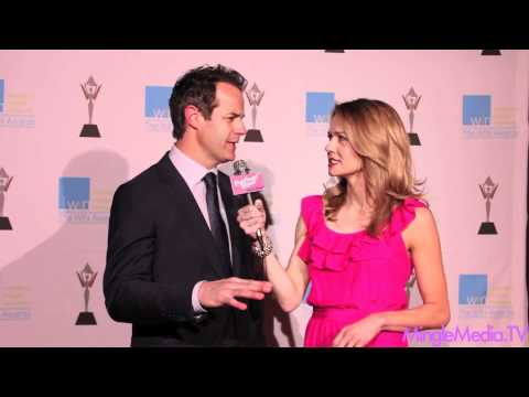 Josh Stamberg at the 13th Annual WIN Awards Red Carpet
