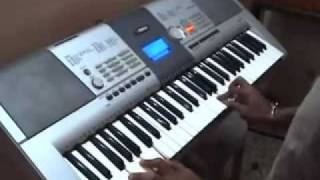 hindi song TUM MILE in keyboard