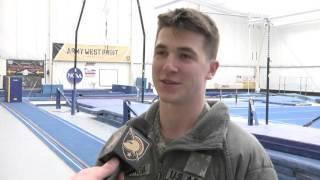 Athlete of the Week: Cole Casanova-Army Gymnastics