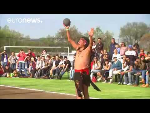 The Mesoamerican Ballgame that is unlike anything you've seen before