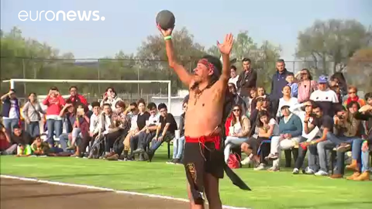 The Mesoamerican Ballgame That Is Unlike Anything You Ve