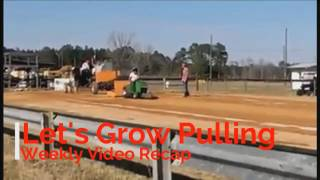 Let's Grow Pulling Live Oct 24th