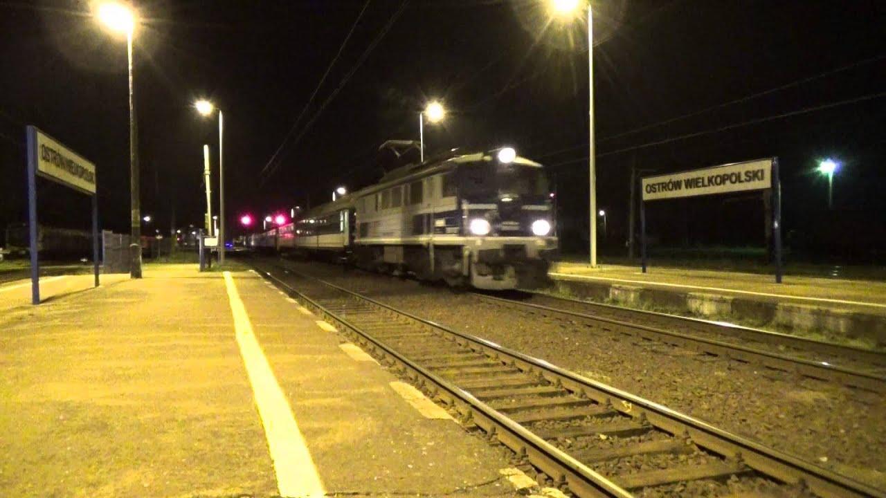 [PKP Intercity] | EP07-357 | TLK Karkonosze | Ostrów Wielkopolski