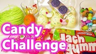 XXL CANDY CHALLENGE OSTERN | Eva & Kathi würfeln um die Wette | Wer ist der OSTER GEWINNER?