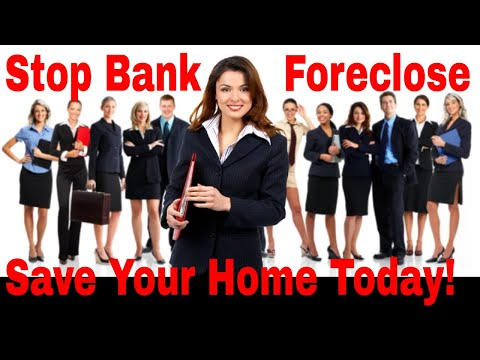 Get Real Estate Help - Bank Foreclosure - Save Your Home Today!