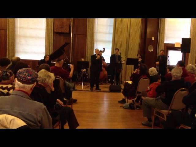 Morris Hollender - Chanukah Concert 2011