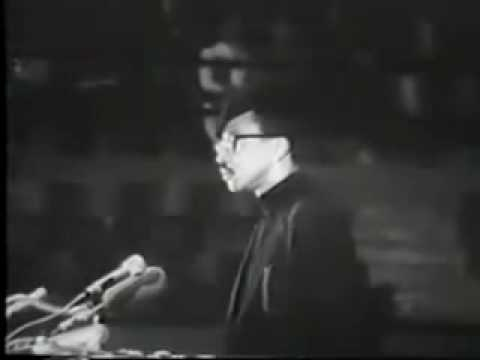 Speech by H  Rap Brown.Just as important today as it was yesterday.