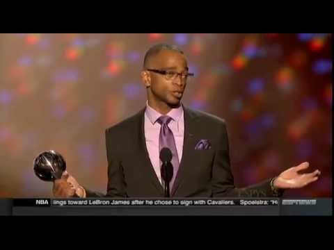 Stuart Scott - ESPY Awards 2014