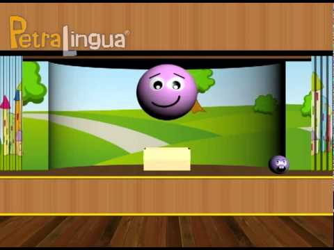 Chinese for Kids: PetraLingua Chinese Game Lesson Sample. Colors Song