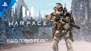 Warface - Cold Peak Trailer | PS4