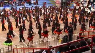 Sicuris JUVENTUD OBRERA -  Concurso Regional de Sikuris 2016