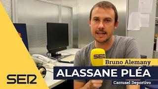 Bruno Alemany te descubre a la perla del Borussia Mönchengladbach, Alassane Pléa