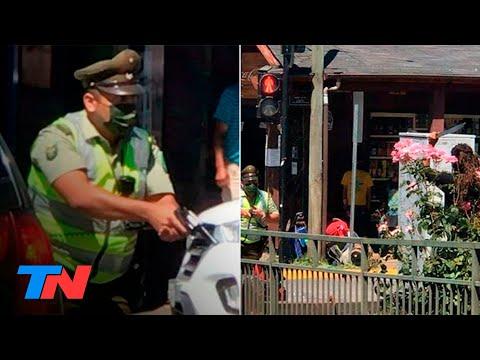 Así fue la muerte del malabarista chileno que ha desatado las protestas