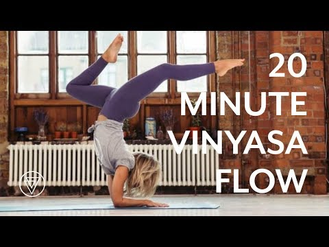 Steffy White | 20 Minute Tension Release Flow Yoga