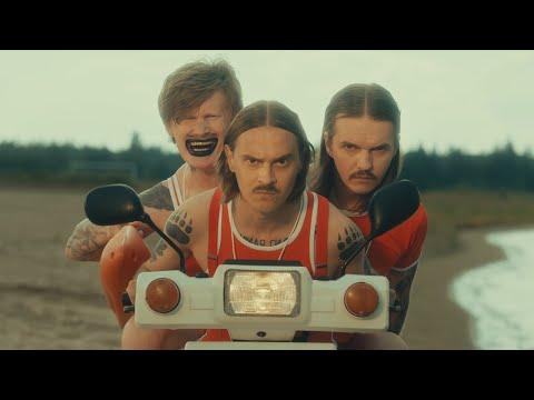 LITTLE BIG - MOUSTACHE (feat. NETTA) (Official Music Video) - Видео онлайн
