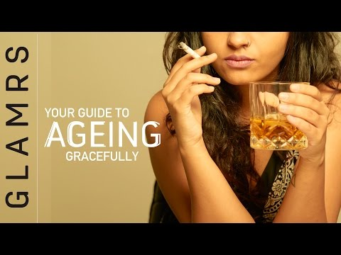 Your Guide To Ageing Gracefully | Glamrs Skin Care