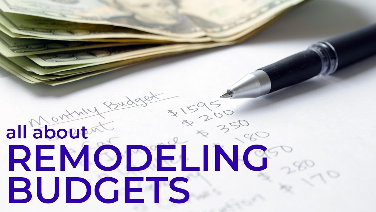 All About Budgeting For A Home Remodeling Project w/ Josh of Feller FS