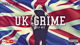 UK GRIME/2019 MIX - DJ FURY