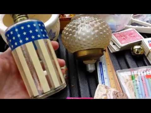 Auction, Goodwill & yard sale finds junking 7/12/14