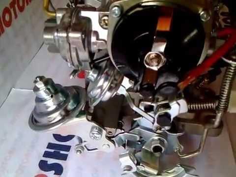 Фото к видео: CARBURADOR TOYOTA 4.5 1FZ