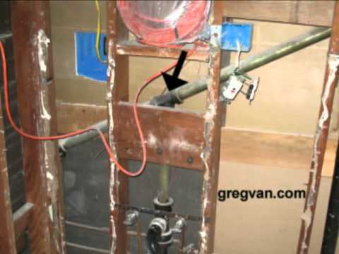 Old Angled Bathroom Plumbing Vent Pipe - Home Remodeling ...