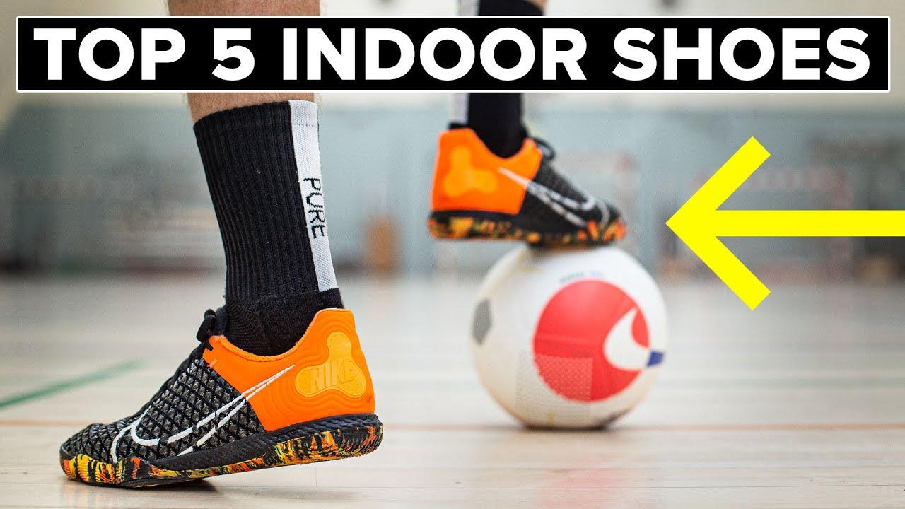 Best INDOOR football shoes 2020 | Top 5