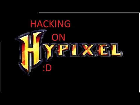 HACKING TO FIND OUT HYPIXEL WATCHDOG ACTULLY DOES THIER JOB!