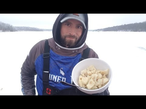 Catch and Cook Poor Mans Lobster (Northern Pike)