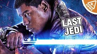 Is the Rumored Last Jedi Chase Scene Too Weird for Star Wars? (Nerdist News w/ Jessica Chobot)