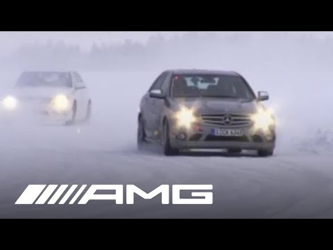 Fire and Ice Part 2 - C 63 AMG