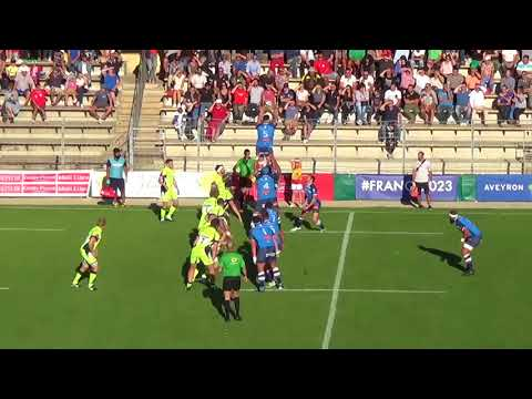 Sale Sharks Vs Castres Olympique - Try's