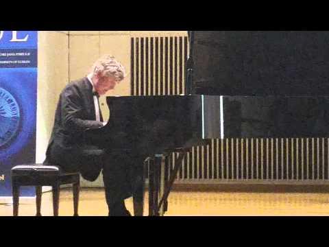Chopin sonata h-moll op.58 - Eugen Indjic part 1