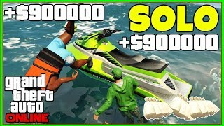 PRETTY NEW, In Gta 5 Online Money Glitch That Is SOLO! (Unlimited Money) *DO IT FAST*