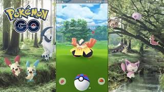 【Pokémon GO】捕獲 [ #297 - 铁掌力士 / Hariyama ]