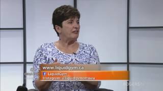 The magic of liquid gym -
