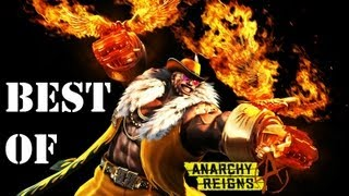 ANARCHY REIGNS: Best of Baron