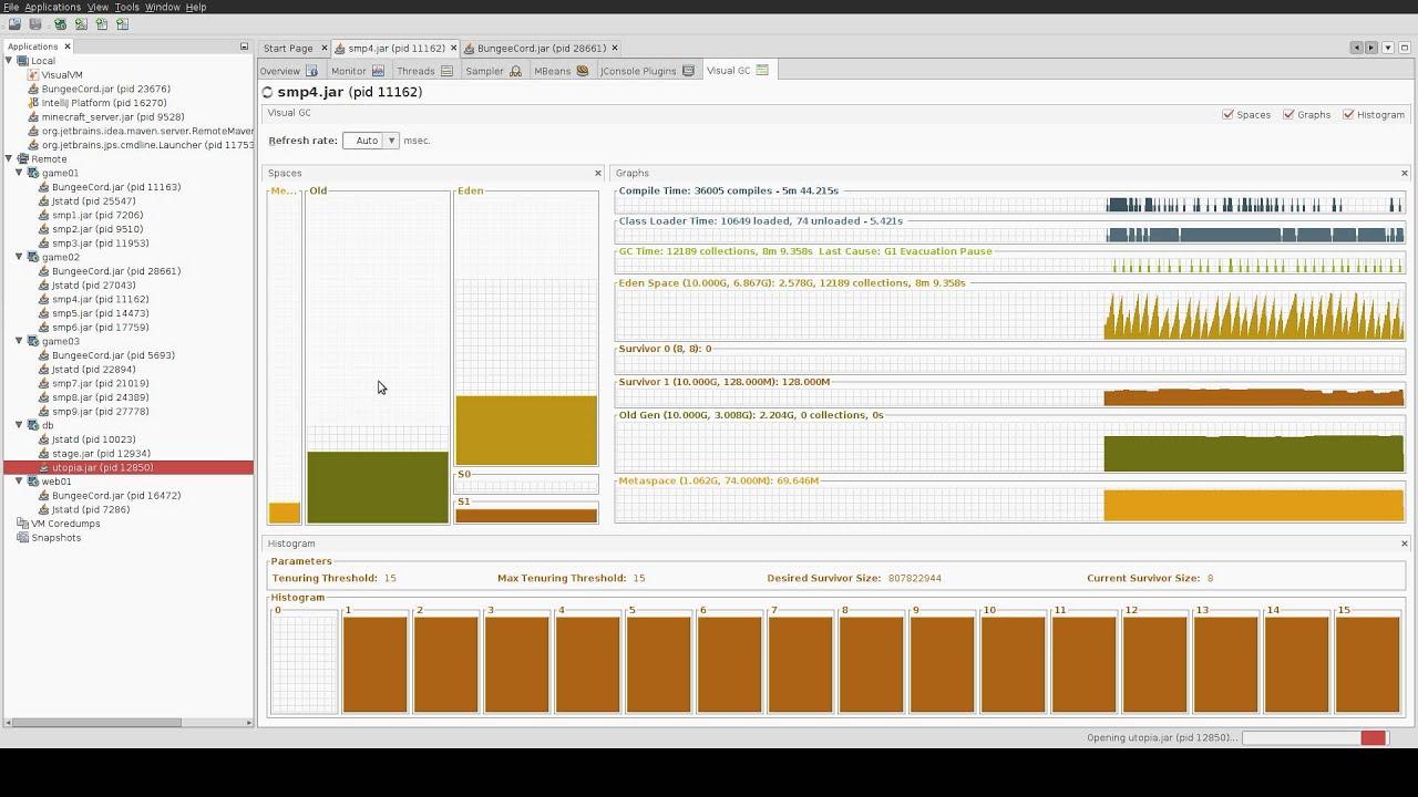 GUIDE] Optimizing Spigot - Remove lag, Fix tps & Improve performance