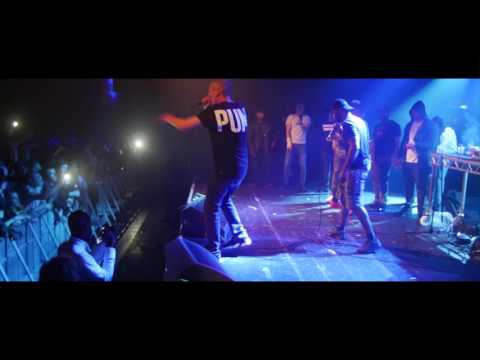 Ghetts Brings Out Devlin And Shuts Down Eskimo Dance In Manchester | Link Up TV