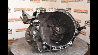 МКПП 20DM62 на Citroen Berlingo 1.6hdi (Ситроен Берлинго) | 🚗 Euromotors Авторазборка иномарок